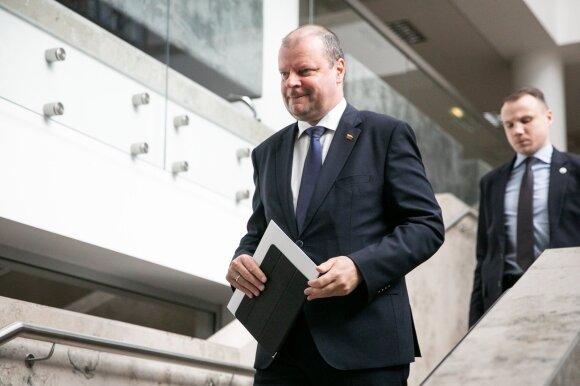 Teisingumo ministras: kitą savaitę teiksime įstatymų paketą, suteikiantį teisę reguliuoti kainas