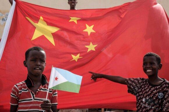 Džibučio ir Kinijos draugystė