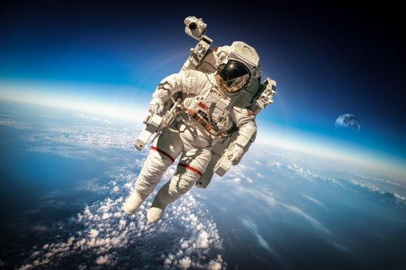 NASA astronautas papasakojo, ką iš tiesų reiškia metus praleisti kosmose