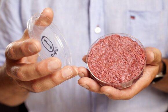 Dirbtinė mėsa