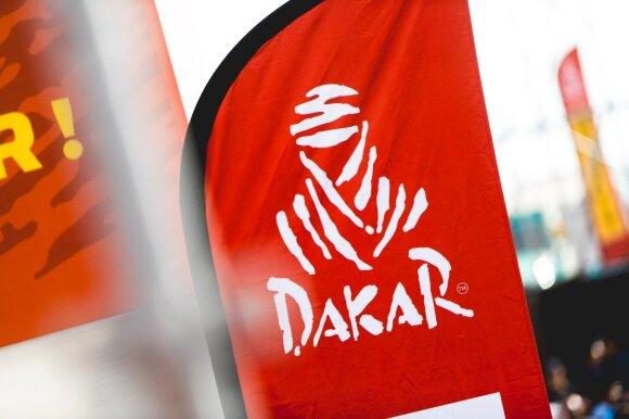 Kuo nustebins 2020 m. Dakaras. #iGo2Dakar nuotr.