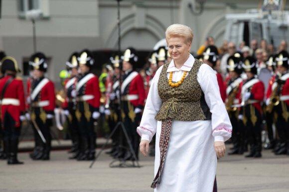 Pirmą kartą viešinami iki šiol neskelbti faktai apie Grybauskaitę