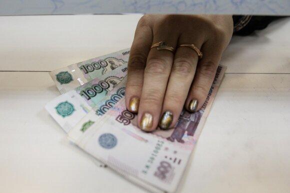 Pensija Rusijoje
