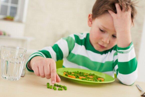 Vaikų mityba namuose karantino metu: kaip išlaikyti balansą ir sveiką protą?