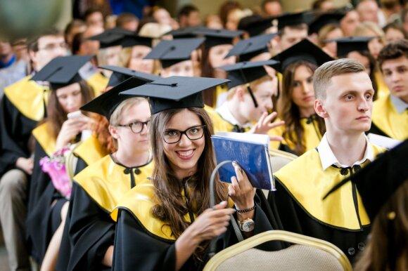 Отчисленные из ВУЗов Беларуси студенты смогут продолжить обучение в ЕГУ в Вильнюсе
