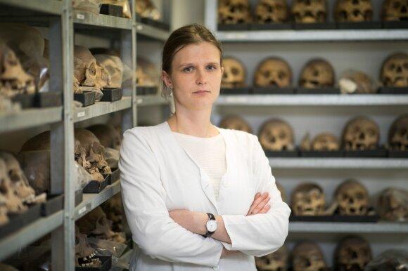Bioarcheologė: prieš kelis šimtus metų lietuviai gyvendavo tik iki 40 m. ir mirdavo nuo baisių ligų