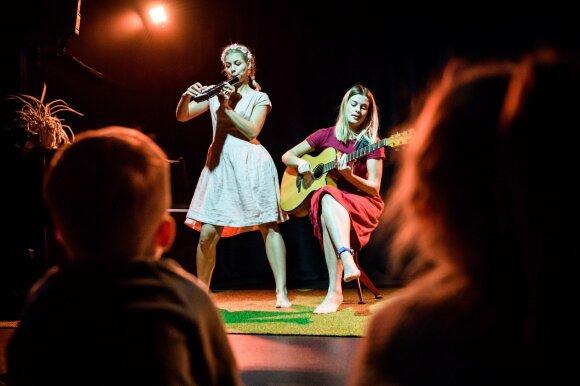 Teatras vaikams Pradžia