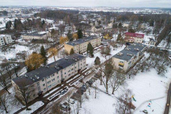 Vilniaus dalis, kur niekas nestato daugiabučių: pirkėjus vilioja itin mažos kainos