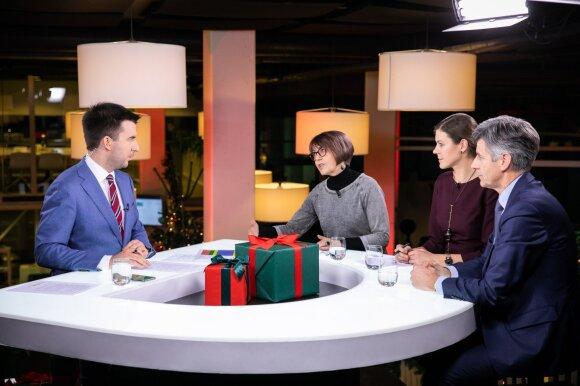 Arnas Mazėtis, Stasė Aliukonytė-Šnirienė, Indrė Genytė-Pikčienė, Dalius Gedvilas
