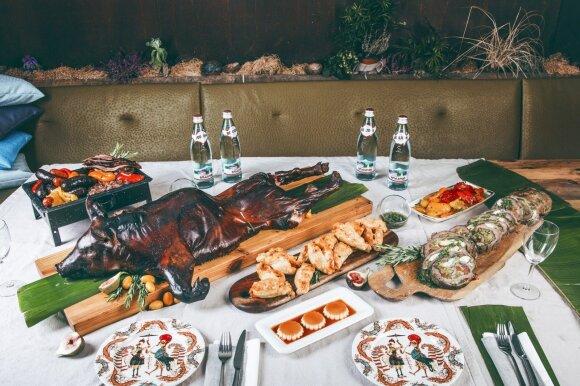 6 gardžiausi argentinietiški šventiniai patiekalai