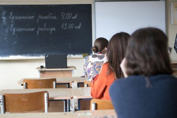 Valstybinis lietuvių kalbos brandos egzaminas
