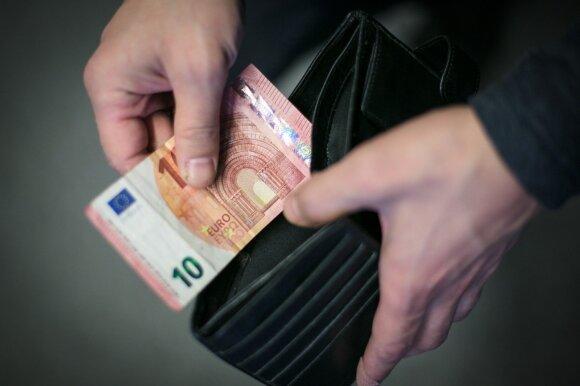 Mokesčių sistema savarankiškai dirbančius varo iš proto