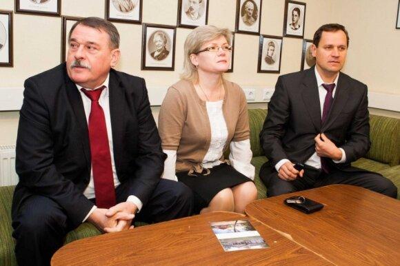 Lietuvos lenkų rinkimų akcijos Vyriausiosios tarybos posėdis