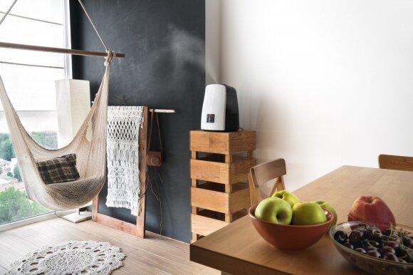 Priežastys, kodėl namuose verta turėti oro drėkintuvą