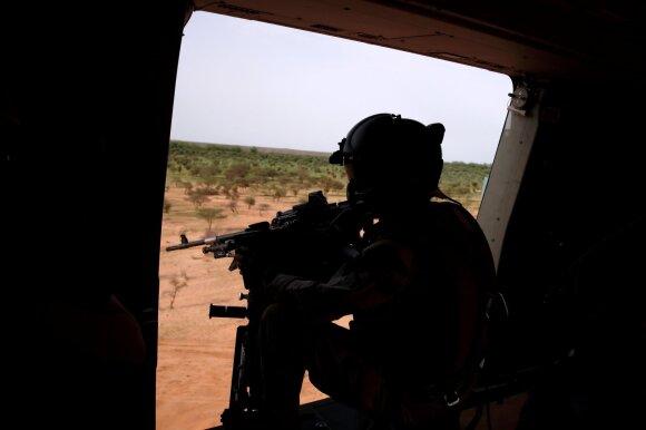 Prancūzų pajėgos Malyje