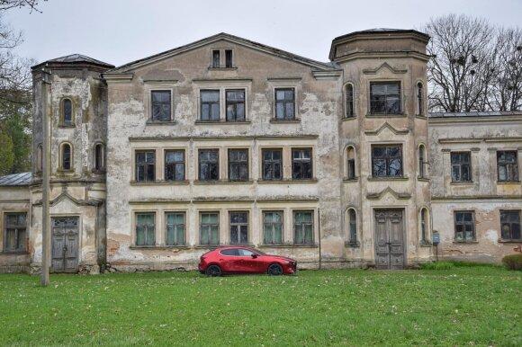 Kur nuvažiuoti Lietuvoje: trys dvarai per pusdienį. Audriaus Ramaškevičiaus nuotr.