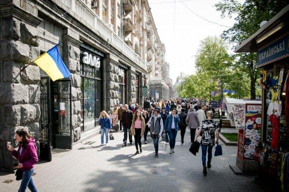 Жители Литвы в Украине попадают в ценовой рай