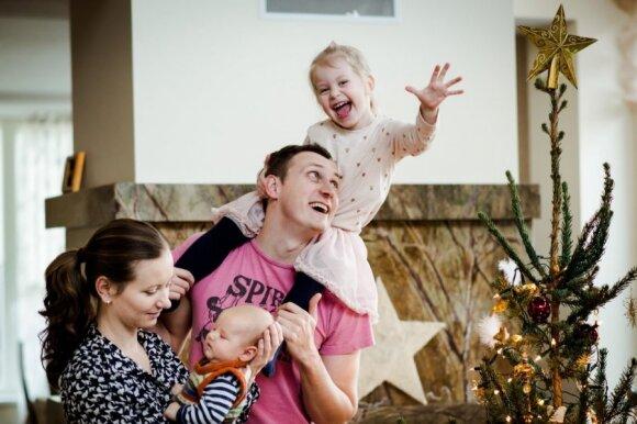 Fotografės patarimai, kad šios Kalėdos būtų įsimintinos