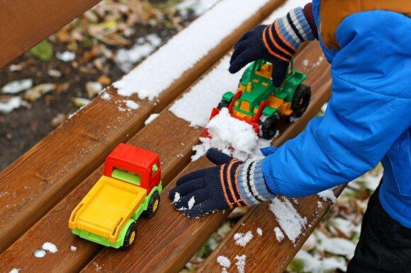 Ką veikti lauke, kai už nosies kanda šaltukas: idėjos kasdieniam pasivaikščiojimui paįvairinti