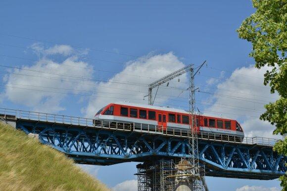 Karščiai trikdo gyvenimą visoje Lietuvoje: stoja traukiniai, tirpsta keliai, stinga vandens