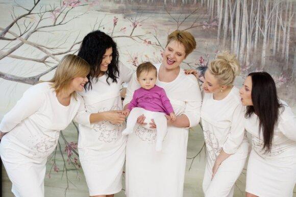 Vilnietė sukūrė verslą, kurio misija – dovanoti gerą nuotaiką mamoms