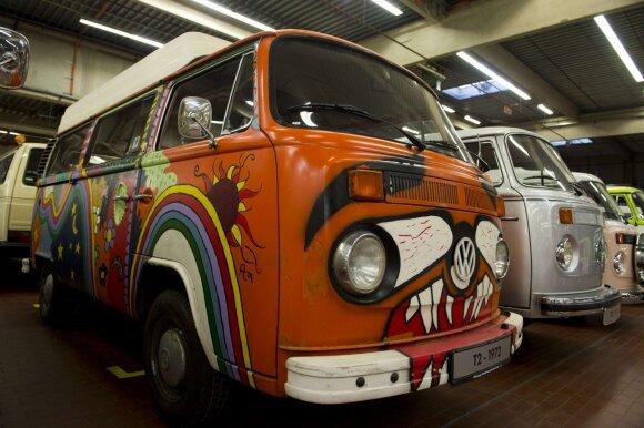 Vintažinis Volkswagen