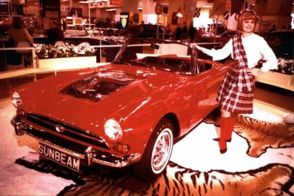 Sunbeam Tiger (1964 m.)
