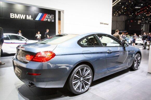 """""""BMW 640d"""""""