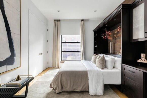 Garsios įžymybių poros namai Niujorke, kurių vertė – beveik 8 mln. eurų