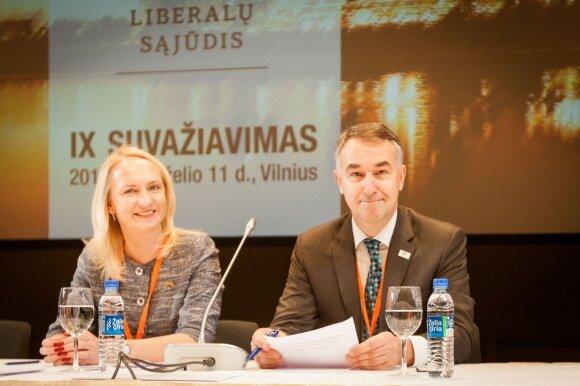 Edita Rudelienė, Petras Auštrevičius