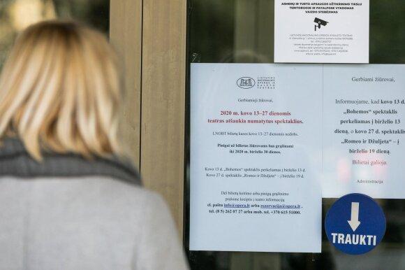 Teismas priėmė sprendimą dėl įmonės patirtos žalos karantino metu: prisiteisti iš valstybės nepavyko