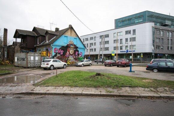 Baigėsi garsiosios Žvėryno infekcinės ligoninės aukcionas: už kompleksą pasiūlyta 12,1 mln. eurų