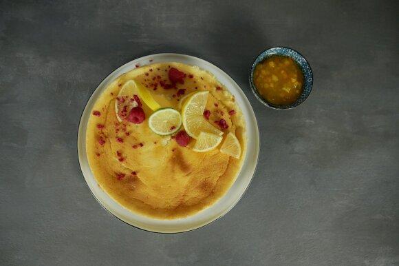 Itališkas sūrio pyragas