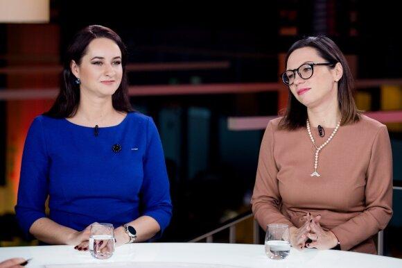 Inga Ruginienė, Eglė Radišauskienė