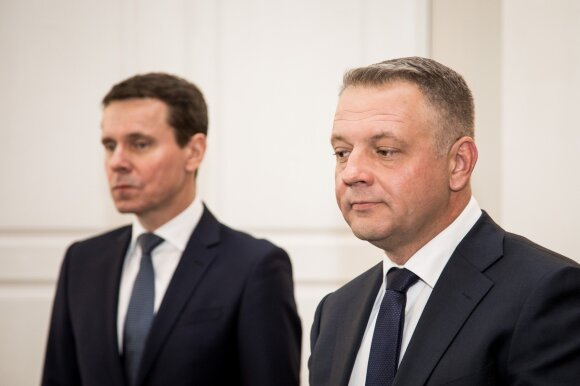 Raimondas Kurlianskis, Eligijus Masiulis