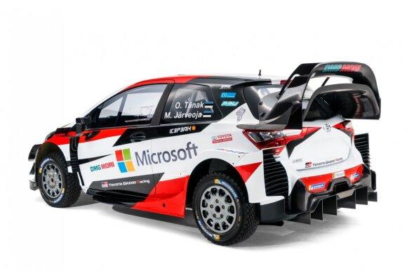 """""""Toyota Yaris WRC"""""""