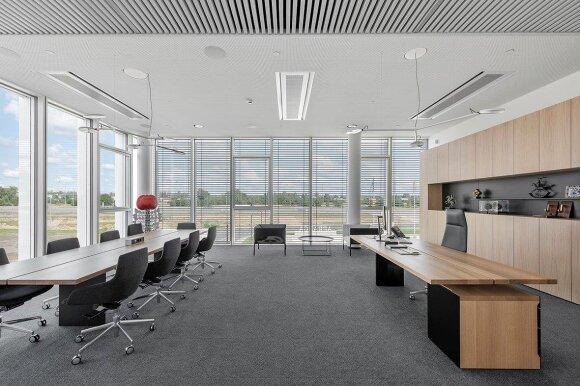 Ekspertai: biurų rinkos laukia transformacijos, pokyčiai jau prasidėjo