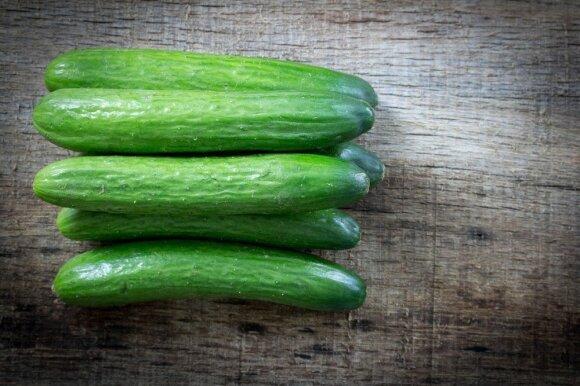 Agurkai – kokias veisles auginti geriausia?