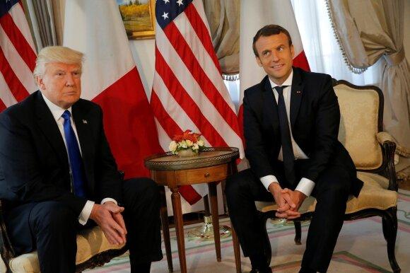 Ar D. Trumpo fenomenas padės Europai susivienyti?