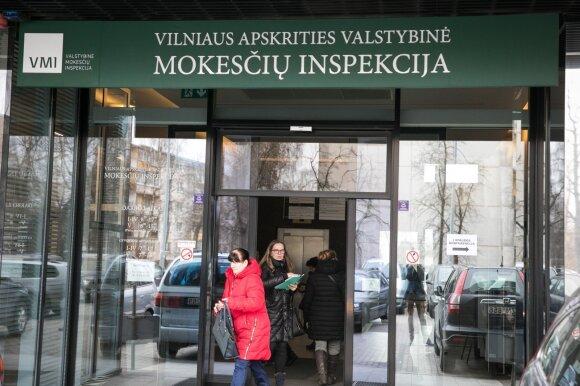 Suskubę deklaruoti pajamas jau susidūrė su sunkumais: VMI prašo kantrybės