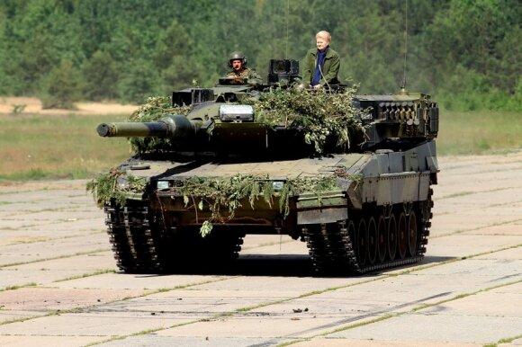 Australijos leidinys: Lietuva turi alternatyvą V. Putinui