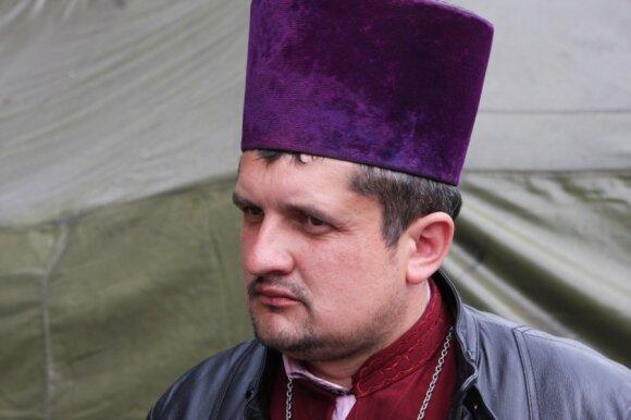 DELFI в Киеве: у защитника Майдана из Донецка друзей на родине не осталось