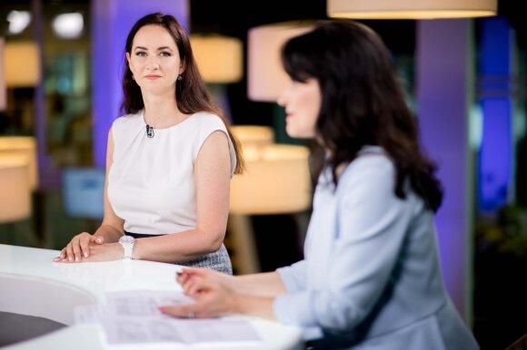 Inga Ruginienė, Daiva Čibirienė