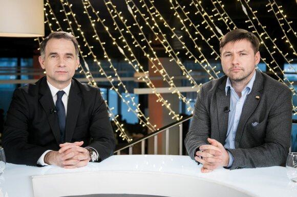 Rokas Masiulis, Andrius Navickas
