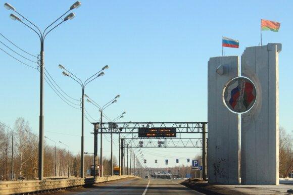 Užsieniečiai su Baltarusijos viza galės įvažiuoti į Rusiją
