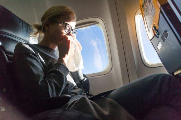 Po beveik 20 valandų trukusio ilgiausio pasaulyje skrydžio: tai ištverti gali ne kiekvienas keleivis