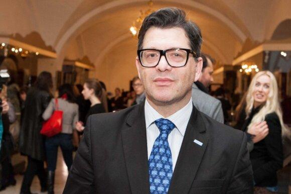 Socialinių mokslų daktaras Eugenijus Skerstonas