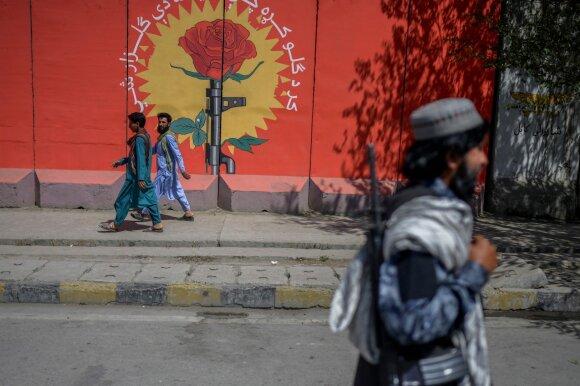 Po Afganistano griūties vienijasi net didžiausi varžovai: dabar jiems kyla ta pati dilema