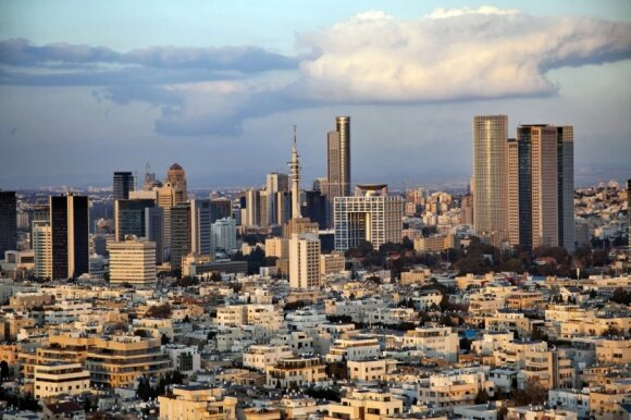 Tel Avivas, Iztraelis