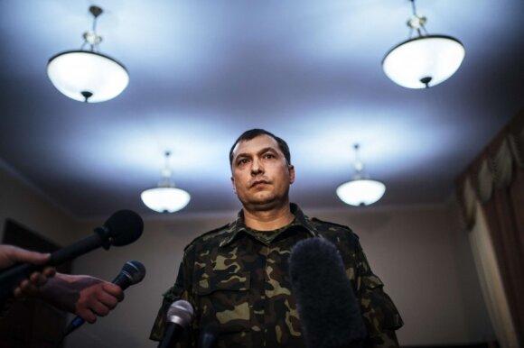 """Donecko liaudies respublikai"" prognozuoja liūdną scenarijų"